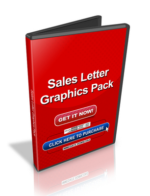 Product picture Sales Letter Graphics Pack MRR