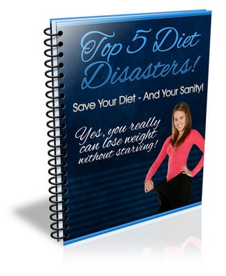 Product picture Top 5 Diet Disasters PLR