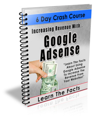 Product picture Increasing Revenues With Google Adsense Private Label Rights