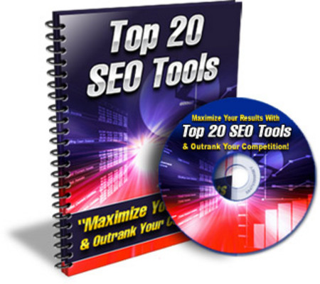 Product picture Top 20 SEO Tools To Maximize Your Result PLR