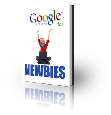 Product picture Google Adsense For Newbies PLR