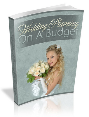 Product picture Wedding Planning On  A Budget Ebooks, Reports PLR MRR