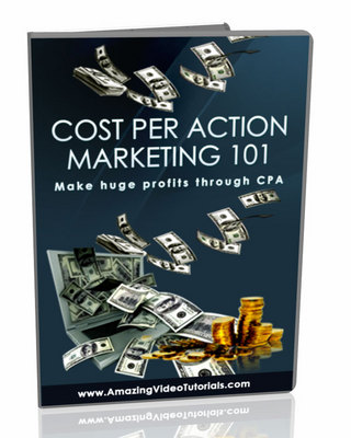 Product picture CPA Cost Per Action Marketing 101 25 Video Series MRR